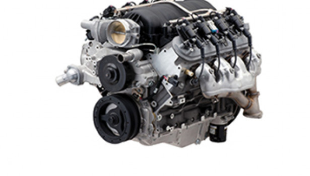 chevy performance LS 427/570 Crate Engine